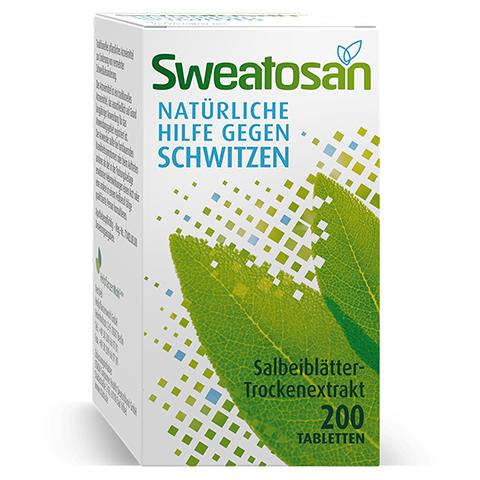 SWEATOSAN überzogene Tabletten 200 Stück