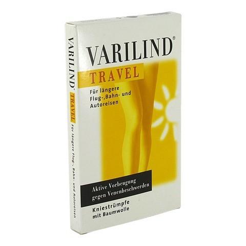 VARILIND Travel 180den AD S BW anthrazit 2 Stück