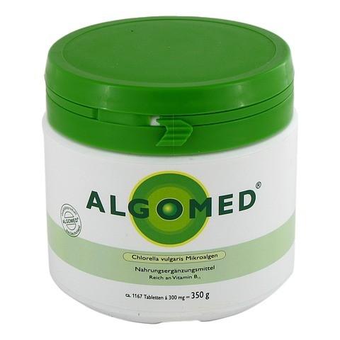 ALGOMED Chlorella vulg.Mikroalgen 300 mg Tabletten 350 Gramm