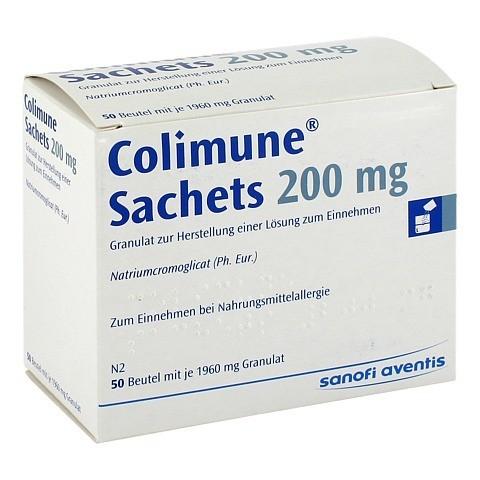 Colimune Sachets 200mg 50 Stück N2