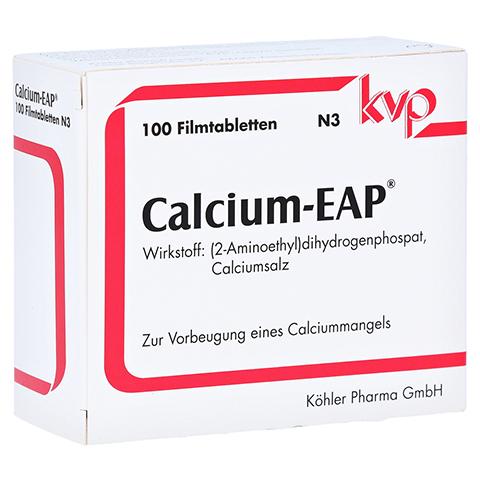 CALCIUM EAP magensaftresistente Tabletten 100 Stück N3