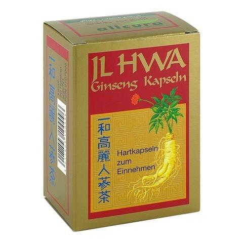 Ginseng IL HWA Hartkapseln 50 Stück