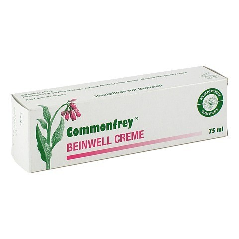 COMMONFREY Beinwell Creme 75 Milliliter