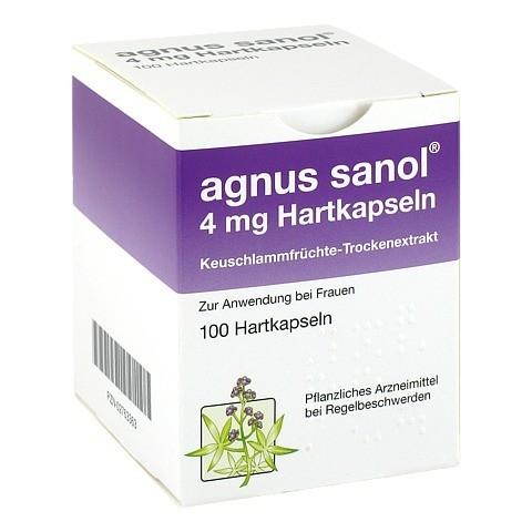 Agnus sanol 4mg 100 Stück N3