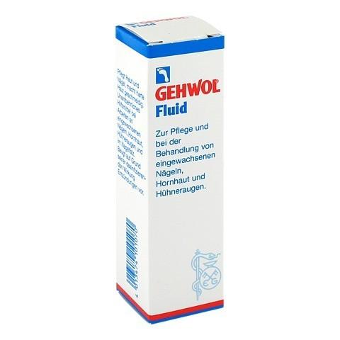 GEHWOL Fluid Glasfl. 15 Milliliter