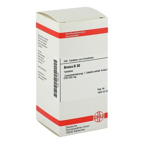 ARNICA D 30 Tabletten 200 Stück