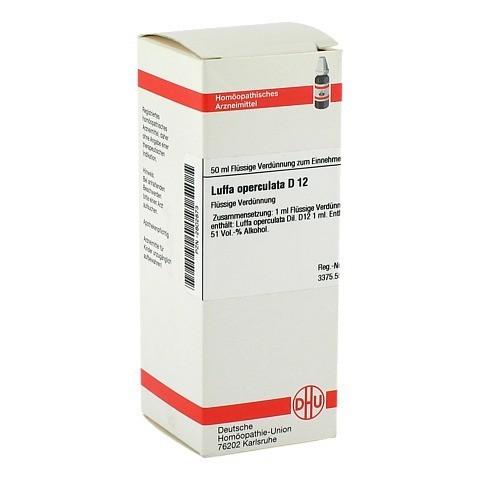 LUFFA OPERCULATA D 12 Dilution 50 Milliliter N1