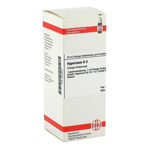 HYPERICUM D 4 Dilution 50 Milliliter N1