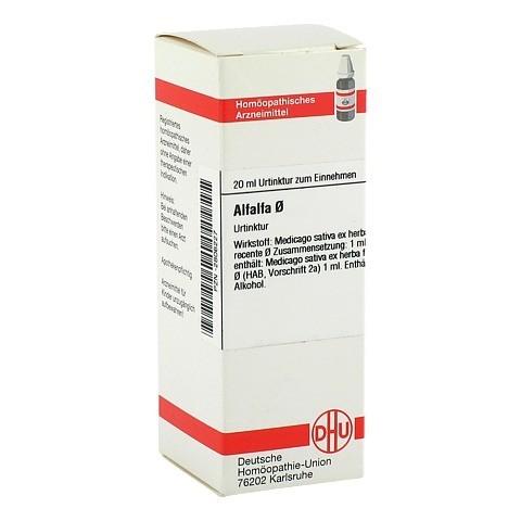 ALFALFA Urtinktur 20 Milliliter N1