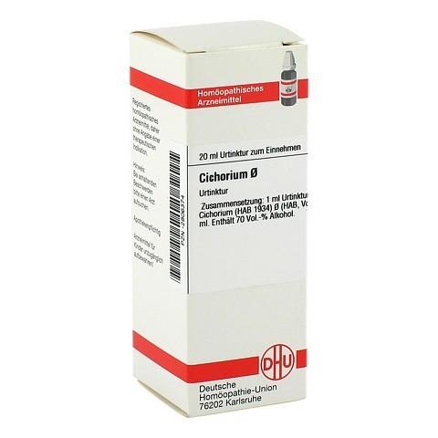 CICHORIUM INTYBUS Urtinktur 20 Milliliter N1