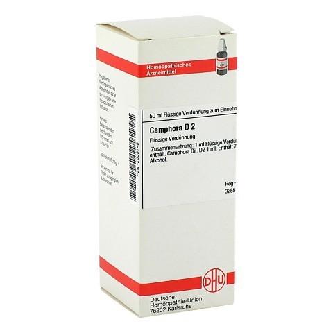 CAMPHORA D 2 Dilution 50 Milliliter N1