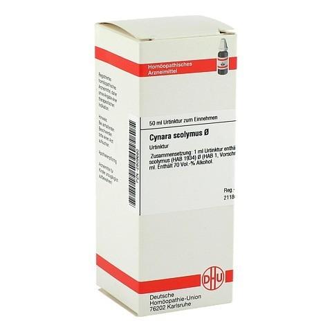 CYNARA SCOLYMUS Urtinktur 50 Milliliter N1
