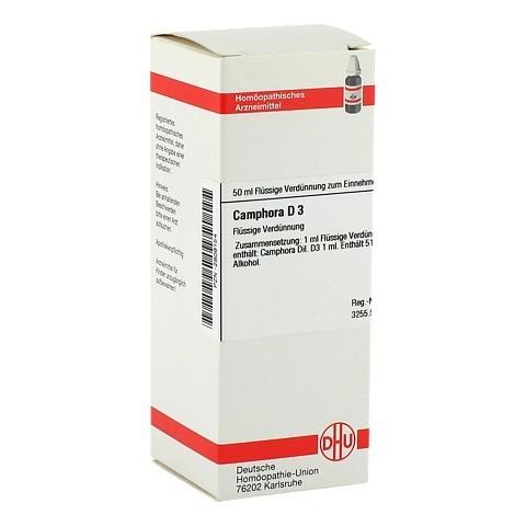 CAMPHORA D 3 Dilution 50 Milliliter N1