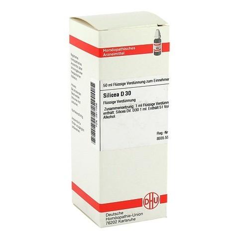 SILICEA D 30 Dilution 50 Milliliter