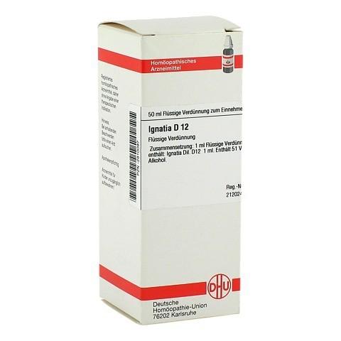 IGNATIA D 12 Dilution 50 Milliliter N1