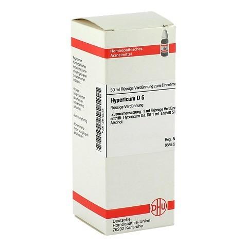 HYPERICUM D 6 Dilution 50 Milliliter N1