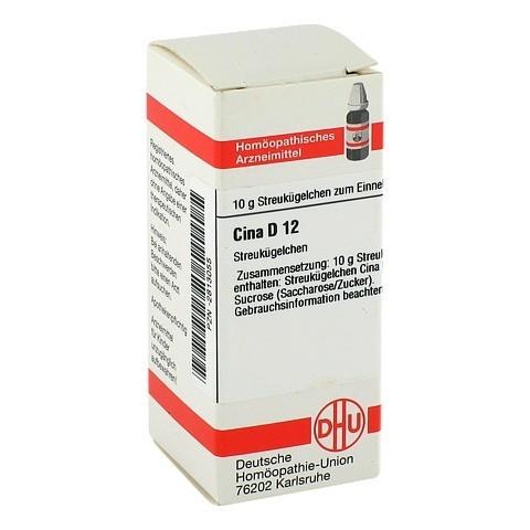 CINA D 12 Globuli 10 Gramm N1