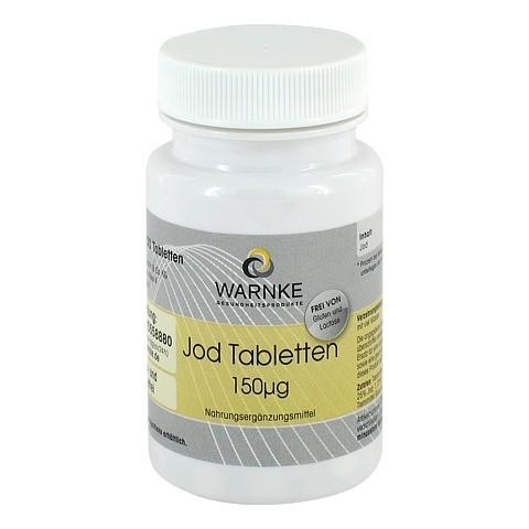 JOD TABLETTEN 150 µg 100 Stück