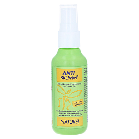 ANTI BRUMM Naturel Pumpzerstäuber 75 Milliliter
