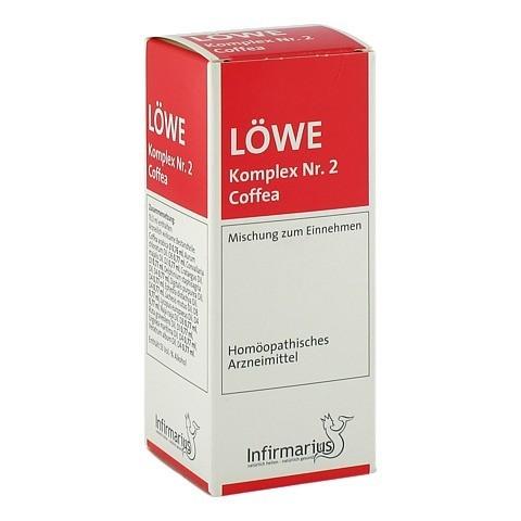LÖWE KOMPLEX Nr. 2 Coffea Tropfen 100 Milliliter N2