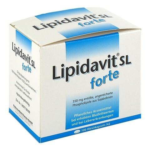 Lipidavit SL forte 100 Stück N2