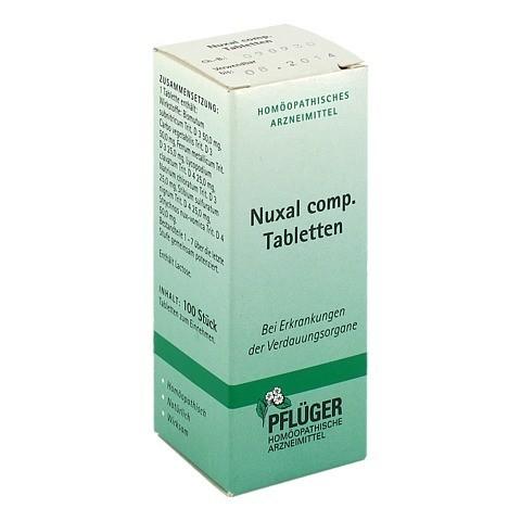 NUXAL comp. Tabletten 100 Stück N1