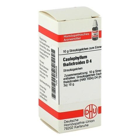 CAULOPHYLLUM THALICTROIDES D 4 Globuli 10 Gramm N1