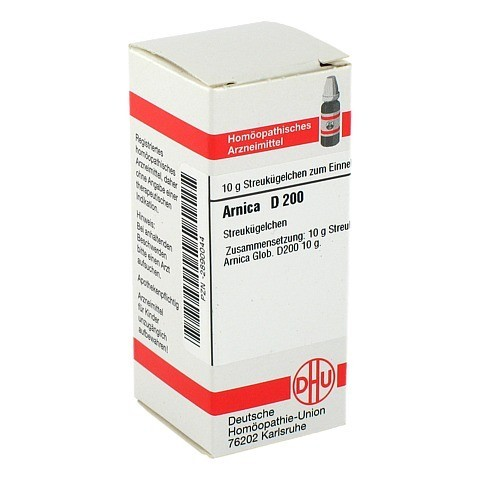 ARNICA D 200 Globuli 10 Gramm N1