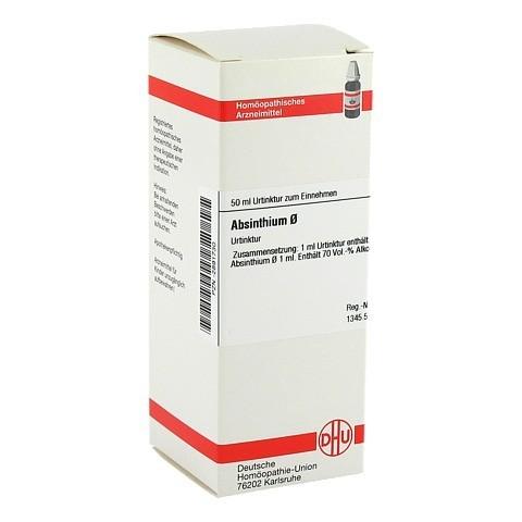 ABSINTHIUM Urtinktur 50 Milliliter N1