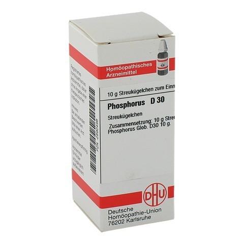 PHOSPHORUS D 30 Globuli 10 Gramm N1
