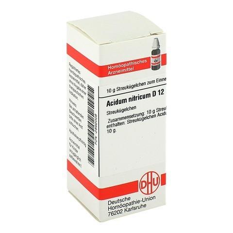 ACIDUM NITRICUM D 12 Globuli 10 Gramm N1