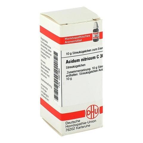 ACIDUM NITRICUM C 30 Globuli 10 Gramm N1