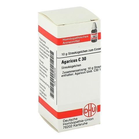 AGARICUS C 30 Globuli 10 Gramm N1