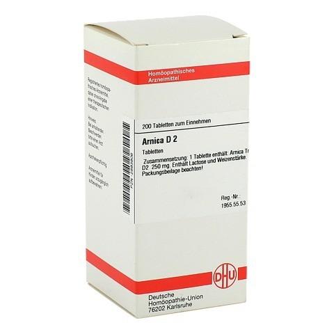 ARNICA D 2 Tabletten 200 Stück N2