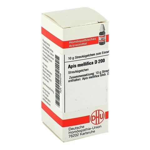 APIS MELLIFICA D 200 Globuli 10 Gramm N1