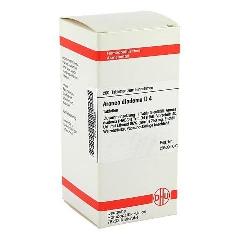 ARANEA DIADEMA D 4 Tabletten 200 Stück N2