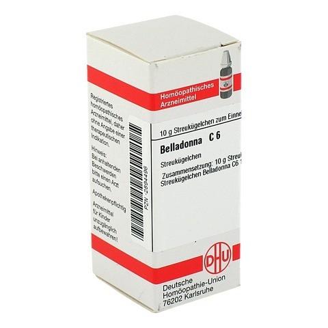BELLADONNA C 6 Globuli 10 Gramm N1