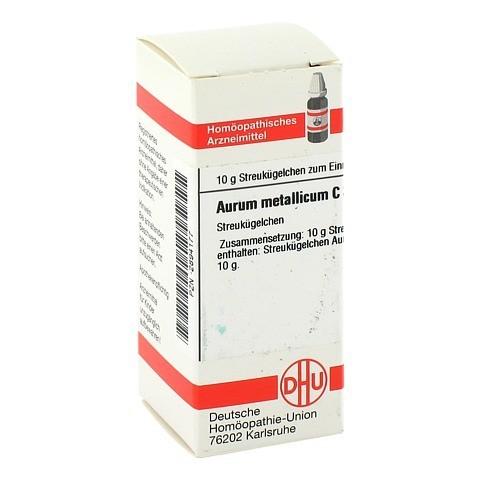 AURUM METALLICUM C 30 Globuli 10 Gramm N1