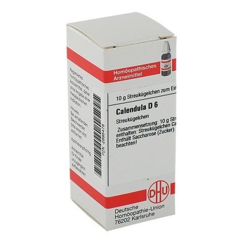 CALENDULA D 6 Globuli 10 Gramm N1
