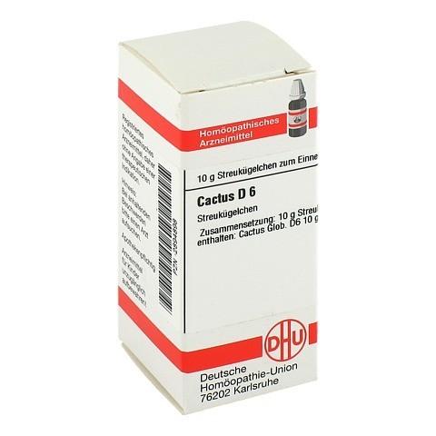 CACTUS D 6 Globuli 10 Gramm N1