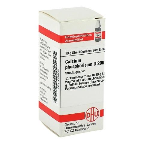 CALCIUM PHOSPHORICUM D 200 Globuli 10 Gramm N1