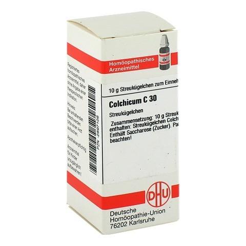 COLCHICUM C 30 Globuli 10 Gramm N1
