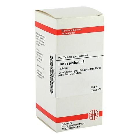 FLOR DE PIEDRA D 12 Tabletten 200 Stück N2