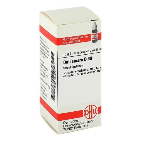 DULCAMARA D 30 Globuli 10 Gramm N1