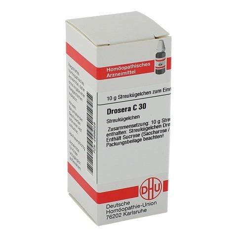 DROSERA C 30 Globuli 10 Gramm N1