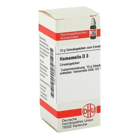 HAMAMELIS D 3 Globuli 10 Gramm N1