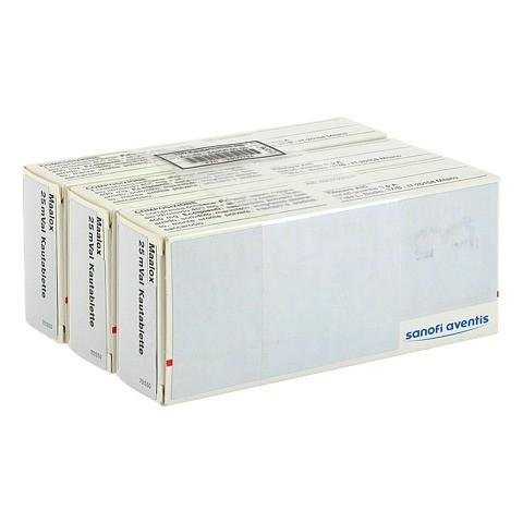 Maalox 25mVal 100 Stück N3