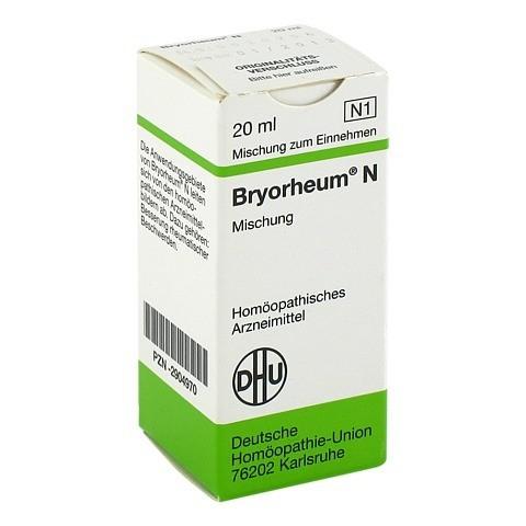BRYORHEUM N Liquidum 20 Milliliter N1