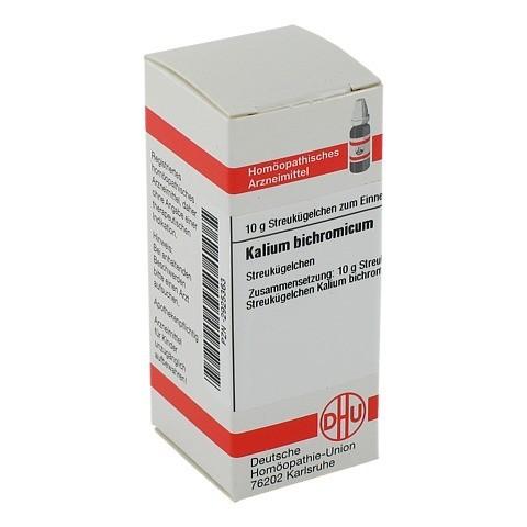 KALIUM BICHROMICUM C 30 Globuli 10 Gramm N1