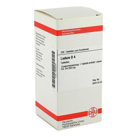 LEDUM D 4 Tabletten 200 Stück N2
